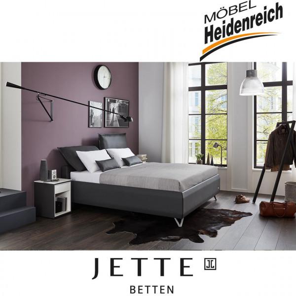 Jette-Betten Polsterbett mit Bettkasten #106