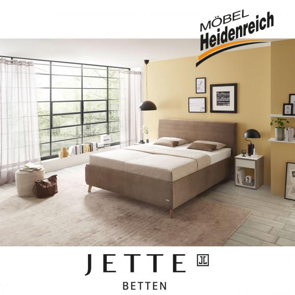 Jette #103 Polsterbett LINES ohne Matratze