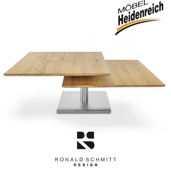 Ronald Schmitt H 509 Couchtisch Evita - Holz