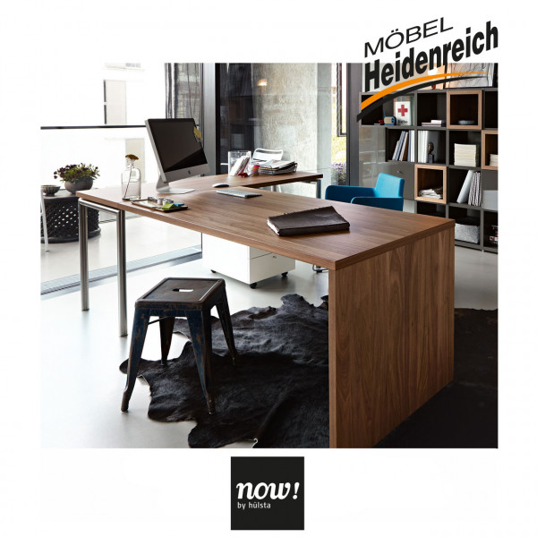 now! by hülsta - home office Eck-Schreibtisch 980402
