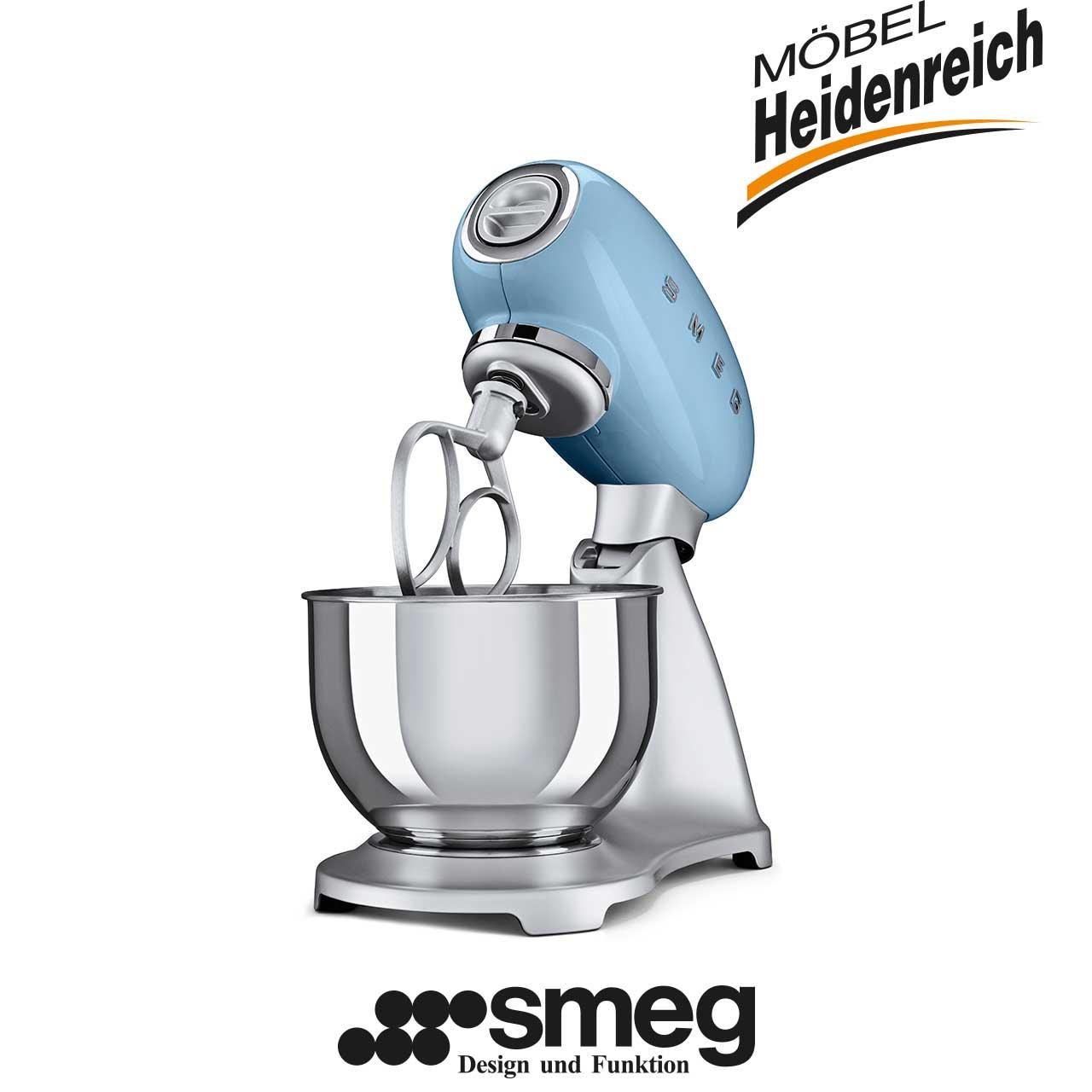 Smeg Kuchenmaschine In 4 Verschiedenen Farben Smeg Marken