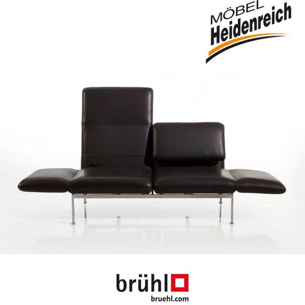 "Brühl – ""roro small"" Sofa mit 2 Drehsitzen"