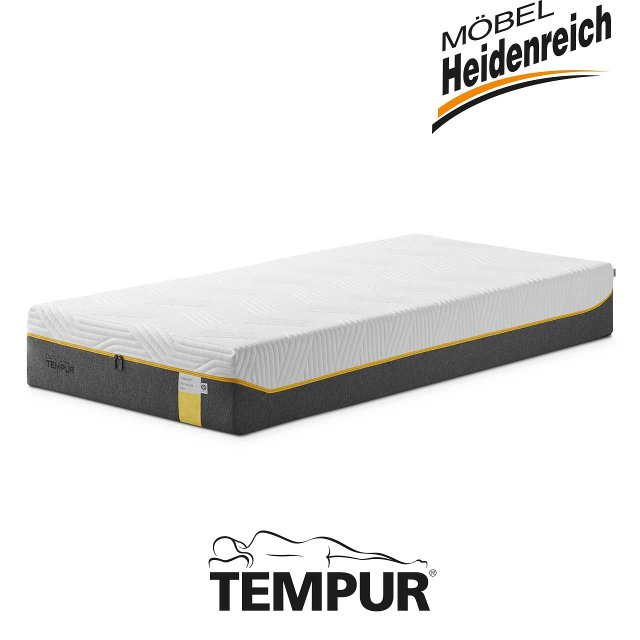 4a81116401e000 Tempur Matratze Sensation 25 zum Sonderpreis