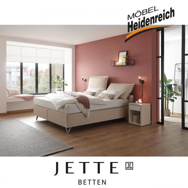 Jette-Betten #106 Boxspringbett STRAIGHT ohne Matratze
