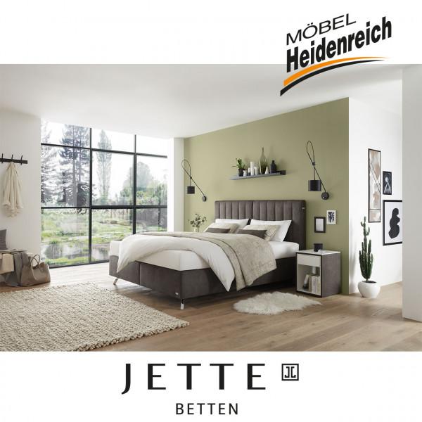 Jette #107 Boxspringbett STRIPES mit Matratze