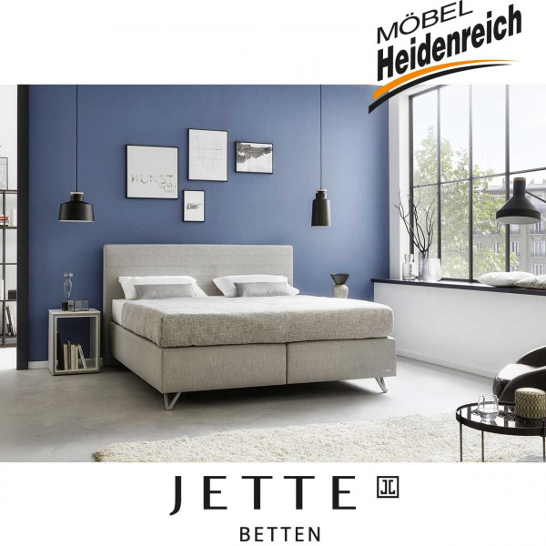 JETTE-Betten #103 - Boxspringbett ❘ MÖBEL HEIDENREICH
