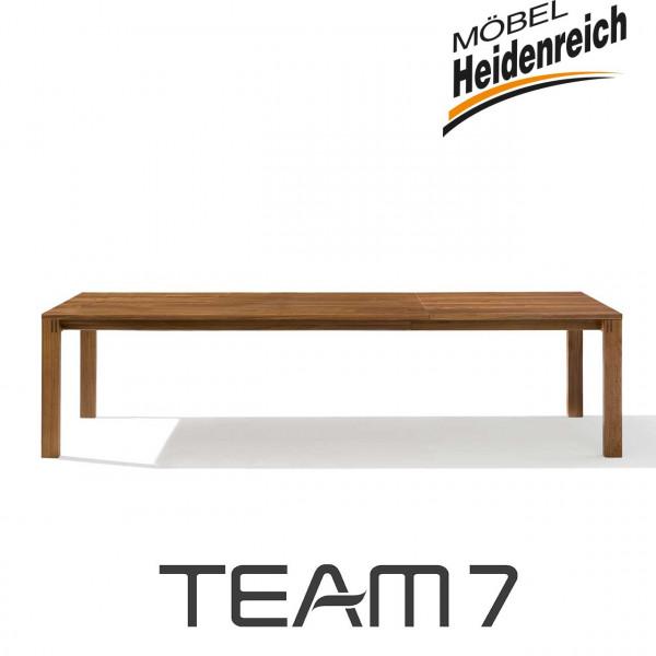 Team7 magnum Auszugstisch Nussbaum Jubiläumsedition